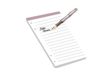 Writing a strong opening statement can help your sales letter sell your business.
