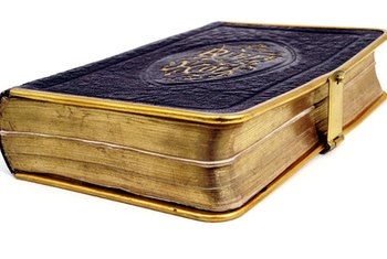 Bible bookstores can offer special editions of Bibles.