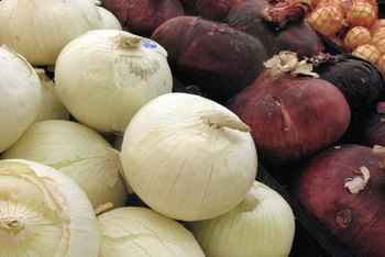 Onions are rich sources of phytochemicals.