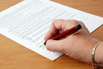 Contracts are legally binding, but can be terminated under certain conditions.