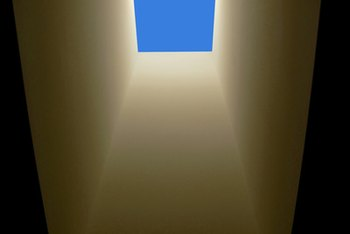 Skylights are much easier to install during initial home construction.