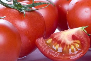 Stewed tomatoes are packed with antioxidants.