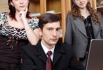 Insubordination can be the result of high workplace stress.
