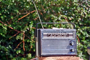 Advertise your goods and services on the radio to increase sales.
