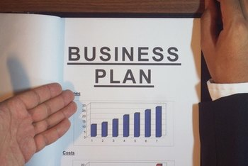 Write down your strategic plan for easy presentations.