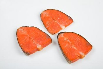 Salmon is a type of fish that helps keep your bones and joints healthy.