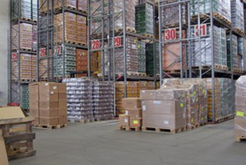 An inventory control system helps businesses maintain their inventory.