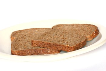 Whole-grain foods have more fiber than foods with refined carbohydrates.