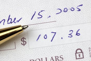Dealing with lost checks quickly protects you from financial loss.