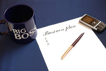 Successful affiliate businesses start with a plan.