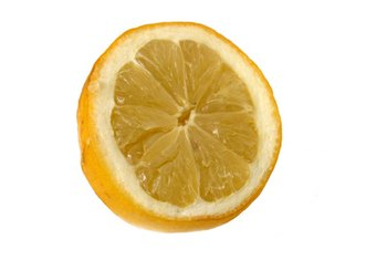 Lemons are a great source of fiber, vitamin C and cancer-preventing compounds.