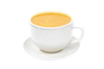 You can adapt many soups to a low-carb diet.