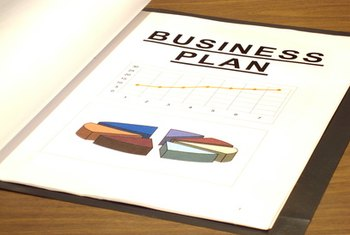 A business plan is your instruction manual.