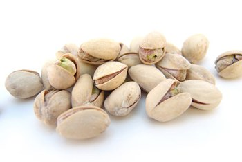 Pistachios aren't a complete protein source.
