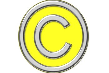A copyright will protect your intellectual property.