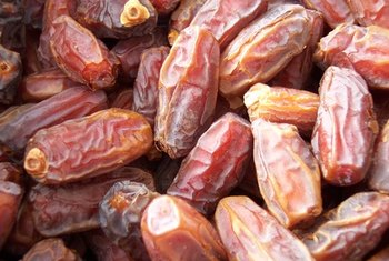 Dates are a good source of energy.