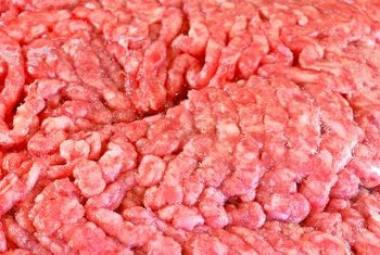 Ground sirloin is a good source of key nutrients.