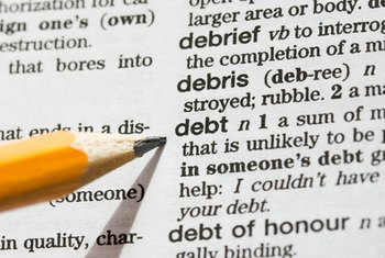 Learn some ways to minimize the debt of your small business.