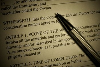Learn about the written agreement you should have with your legal representation.