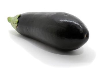 Eggplants are commonly used in Middle Eastern cooking.