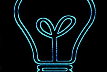Discover how to turn the light bulb on in your head for new home business ideas.
