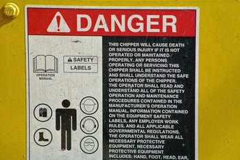 Safety labels are just one of OSHA's safety requirements.