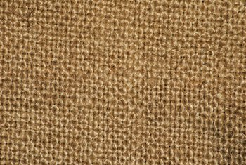 Sisal rugs have tight fibers and a natural look.
