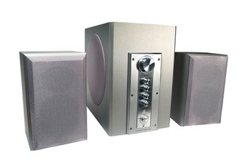 A receiver is one component of a home theater.