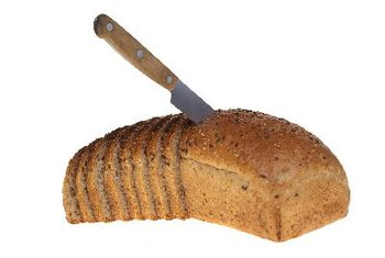 Most breads contain high levels of gluten.