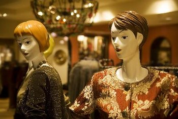 Skills in marketing and business are essential in retail and fashion merchandising.