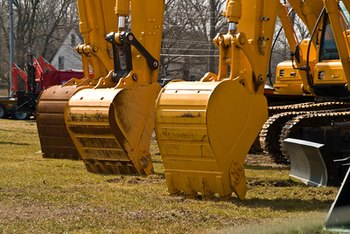 Sales of construction equipment held as an asset produce capital gain income for small businesses.