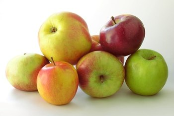 Apples are a healthy addition to any diet.