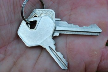 Making sure keys transfer from the seller to the buyer is one of the last steps.