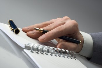 Prepare a well-written business plan, financial data and credit history before applying for a loan.