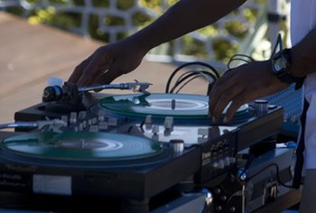 Spinning tunes generates taxable revenue.