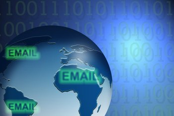 Explore the advantages of email for a business