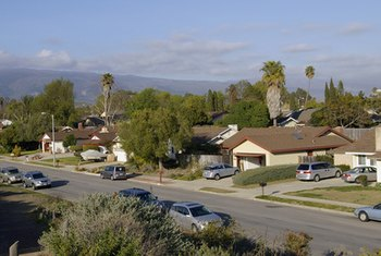 Homeowner associations are formed to build strong neighborhoods.