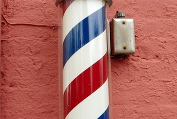 If you've got grand ideas, start your own barber shop.
