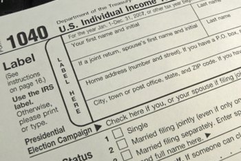 Take the standard deduction on Form 1040.