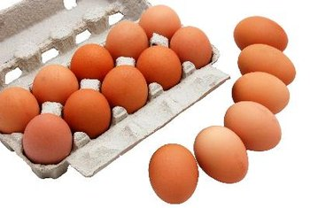 Proteins can be obtained from both plant and animal foods, eggs included.