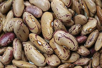 Pinto beans may help to reduce your blood cholesterol levels.