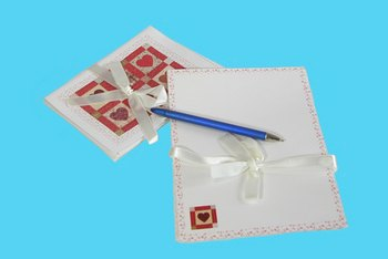 Deciding what type of stationery you wish to sell is the first step in starting your business.
