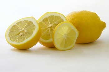 Lemons activate the digestive process and help cleanse the liver.