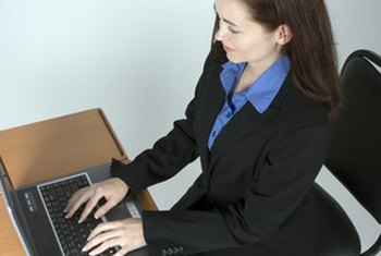 Computers can enhance your workplace by providing increased accuracy, connectivity and organization.
