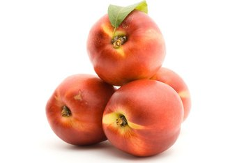 Peaches are a nutritious fruit.