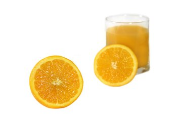 Folic acid is found in orange juice.