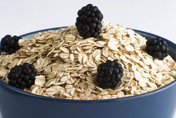 Oatmeal, with its high fiber and low sugar content, is a healthy cereal.