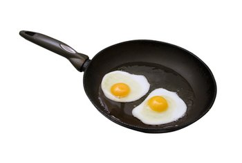 Eggs provide protein that is easy to digest.