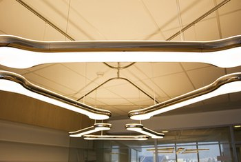 Controlling workplace lighting costs helps to lower overhead.