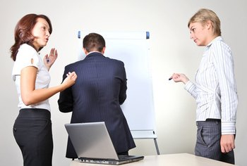 Third-party conflict mediation can often help resolve disputes among team members.